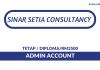 Sinar Setia Consultancy ~ Admin Account
