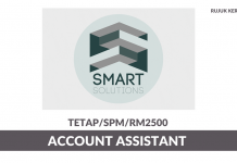 Smart Solution ~ Account Assistant