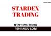 Stardex Trading ~ Pemandu Lori