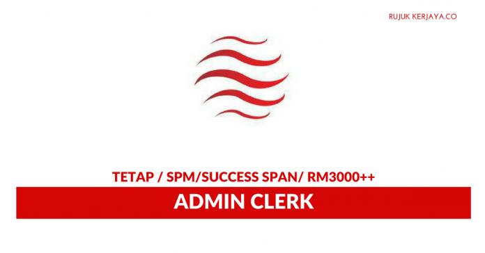 Success Span ~ Admin Clerk