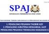 Suruhanjaya Perkhidmatan Awam Johor ~ Penolong Pegawai Tadbir & Lain-Lain Jawatan