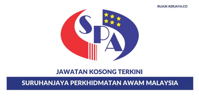 Kekosongan 400 Jawatan Kerajaan di Suruhanjaya Perkhidmatan Awam Malaysia (SPA)