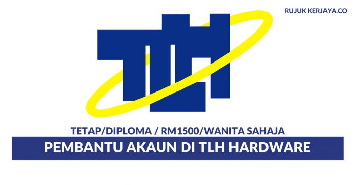 TLH Hardware & Machinery ~ Pembantu Akaun