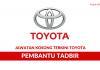 Pembantu Tadbir Toyota