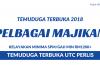 Temuduga Terbuka UTC Perlis