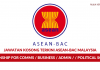 ASEAN-BAC Malaysia ~ Internship for Comms / Business / Admin / Events / Political Science