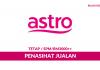 Permohonan Jawatan Kosong Terkini Penasihat Jualan Astro Dibuka