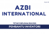 Azbi International ~ Pembantu Inventori