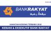Permohonan Jawatan Kosong Bank Kerjasama Rakyat Malaysia Berhad Dibuka