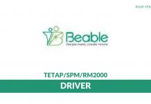 Beable Malaysia ~ Driver