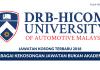 DRB-HICOM University of Automotive Malaysia ~ Kekosongan Jawatan Bukan Akademik
