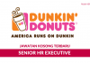 Dunkin' Donuts ~ HR Executive