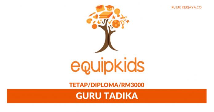 Guru Tadika Di Equipkids Network