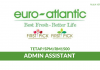 Euro-Atlantic ~ Admin Assistant