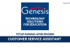 Genesis Technology ~ Customer Service Assistant