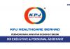 Permohonan Jawatan Kosong KPJ Healthcare di Buka