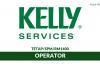 Operator Kelly Services Malaysia