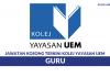 Permohonan Jawatan Kosong Terkini Kolej Yayasan UEM Di Buka