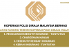 Permohonan Jawatan Kosong Koperasi Polis DiRaja Malaysia Berhad Dibuka