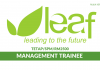 Leaf Cafe Holdings ~ Management Trainee