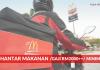 Penghantar Makanan McDonald's Malaysia / Gaji Rm2000++/ Minima Spm
