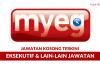 MY E.G. ~ Eksekutif & Lain-Lain Jawatan