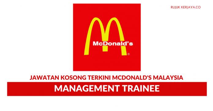 Managemet McDonald's Malaysia