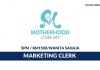Motherhood ~ Marketing Clerk