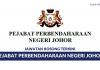 Pejabat Perbendaharaan Negeri Johor