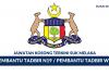 Permohonan Jawatan Pembantu Tadbir Pejabat Setiausaha Kerajaan Negeri Melaka Di Buka