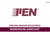 Pen Express Worldwide ~ Warehouse Assistant