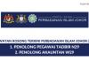 Permohonan Jawatan Kosong Perbadanan Islam Johor (PIJ) Di Buka