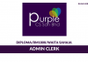 Purple CS ~ Kerani Pentadbiran