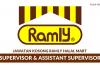 Ramly Halal Mart ~ Supervisor & Assistant Supervisor