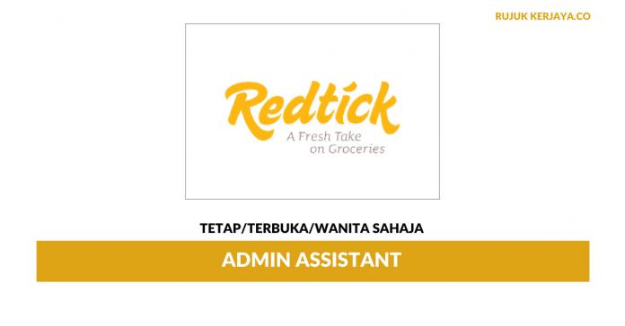 RedTick ~ Admin Assistant