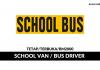 SchoolBus ~ School Van / Bus Driver