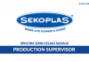 Sekoplas Industries ~ Production Supervisor