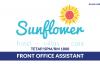 Sunflower Hotel Melaka ~ Front Office Assistant
