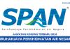 Permohonan Jawatan Kosong Suruhanjaya Perkhidmatan Air Negara (SPAN) Di Buka