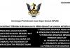 Permohonan Jawatan Suruhanjaya Perkhidmatan Awam Negeri Sarawak Dibuka