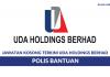 Permohonan Jawatan Kosong Polis Bantuan UDA Holdings Berhad Di Buka