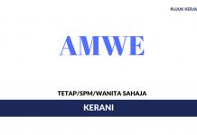AMWE ~ Kerani