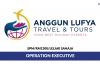 Anggun Lufya Travel & Tours ~ Operation Executive