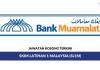 Permohonan Jawatan Kosong Skim Latihan 1 Malaysia Bank MUAMALAT
