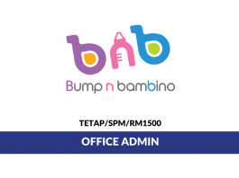 Bump N Bambino ~ Office Admin