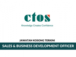 CTOS Data Systems ~ Sales & Business Development Officer