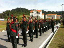 Cara Mengemukakan Permohonan Jawatan Penolong Pegawai Kesatria Gred S29 Dengan Sijil STP:STPM:Diploma:STAM Dan HSC