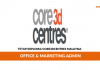 Core3dcentres Malaysia ~ Office & Marketing Admin