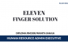 Eleven Finger Solution ~ Human Resource Admin Executive