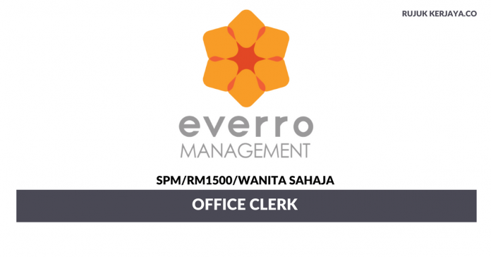 Everro Management ~ Office Admin